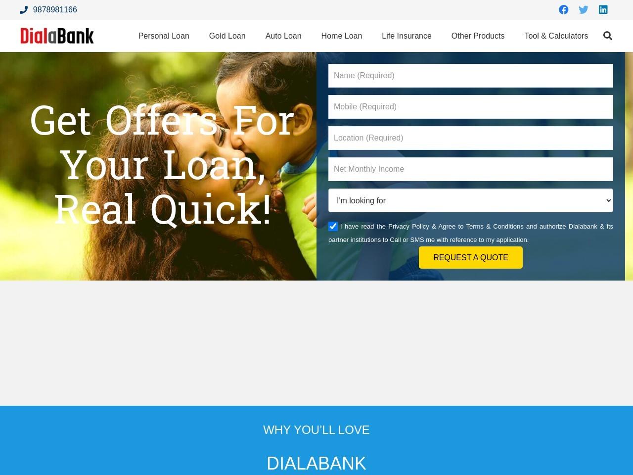 Personal Loan Vinukonda