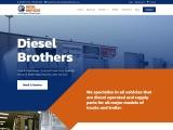 Truck and Trailer Repair Services – Reffer Repair – Truck Alignmnet Services