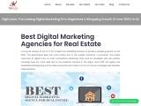 Best Digital Marketing Agencies for Real Estate