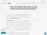 Digital Business Card For WhatsApp