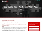 Allure your ideal audience with your corporate branding story | Digital Flic