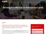 Tailored enterprise solution that helps you achieve your business goals | Digital Flic