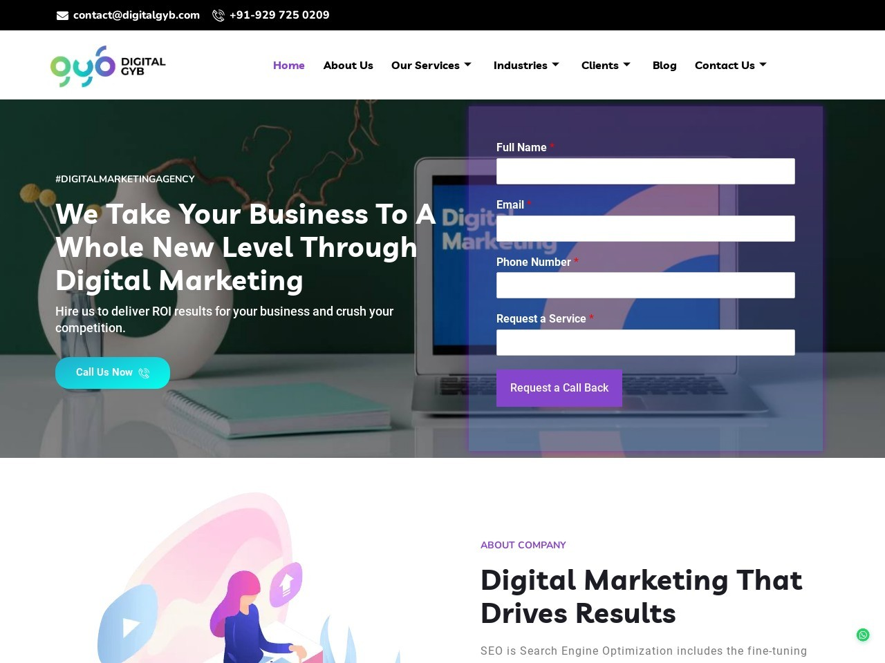 Best Digital Marketing Services Company in Hyderabad & Vijayawada