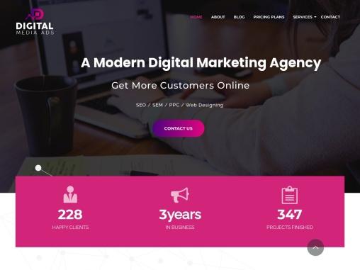 Digital Marketing Agency in London   SEO, SMM, PPC, Web Development
