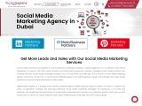 Leading Social Media Agency in Dubai