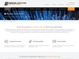 Automática Respaldo de Sitios Web solución | Digital Server