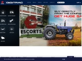 Digitrac tractors for Sale in India