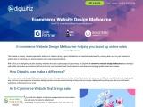 Ecommerce web design in Melbourne