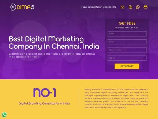 Branding Agency in Chennai, India | Web & App Development