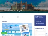 3 Star Holiday Packages Dubai | Call Now @ 971 0502120815