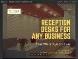 Reception Desks For Any Business