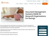 Digital File Management for Non Profit