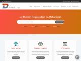 .af Domain registration in Afghanistan | Hosting in Afghanistan