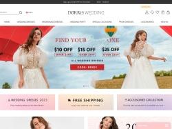 Dorris Wedding screenshot