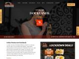 Indian Delivery Restaurant Docklands