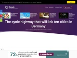 The bicycle highway that will link ten cities