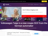 Volkswagen Taigo is the German automaker's latest coupe-SUV