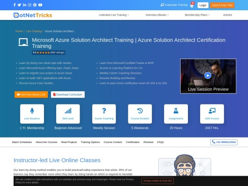 About the Azure Architect Certification