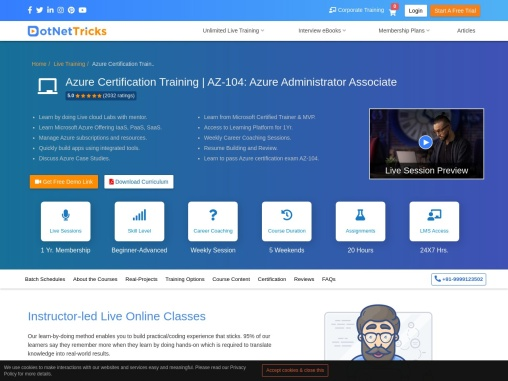 Azure Training | Azure Certification