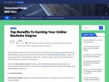 How to earn online bachelor degree?