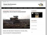 Waste management strategies used in municipal solid waste management