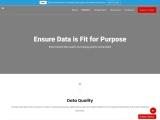 AI augmented data quality platform