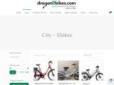 City – Ebikes | Dragon E bikes