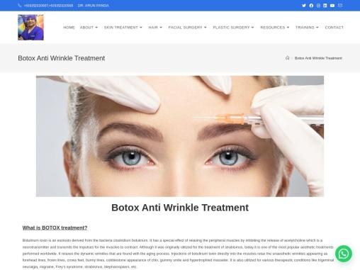 Botox Fillers Treatment in Navi Mumbai