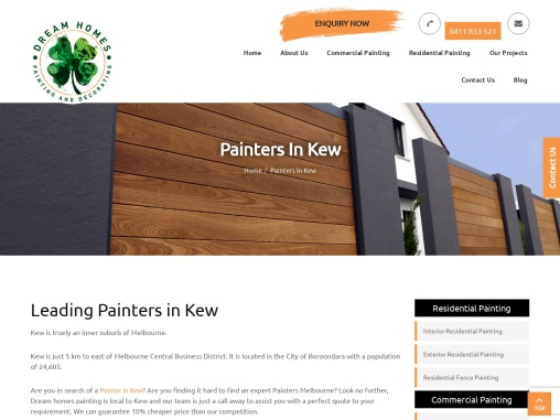 Painters Kew | Painting Services Kew
