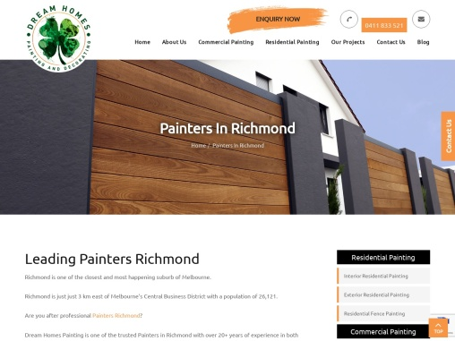 Painters Richmond | Painting Company Richmond | Cheaper by -10%