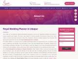 Dream Makers Event is leading Royal Wedding planner in udaipur