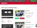 Get Right Deals To Rent A Car In Business Bay From Drivus