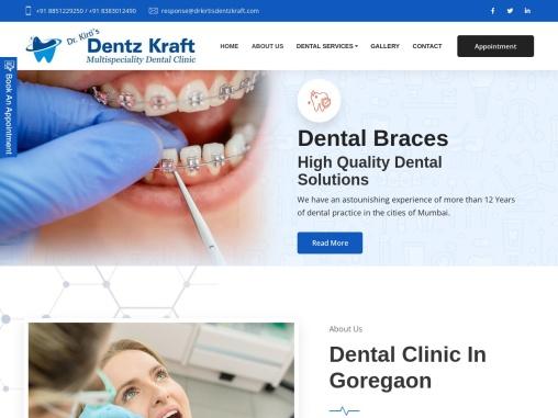 Dental Clinic in Goregaon, Dental Clinic in Goregaon East