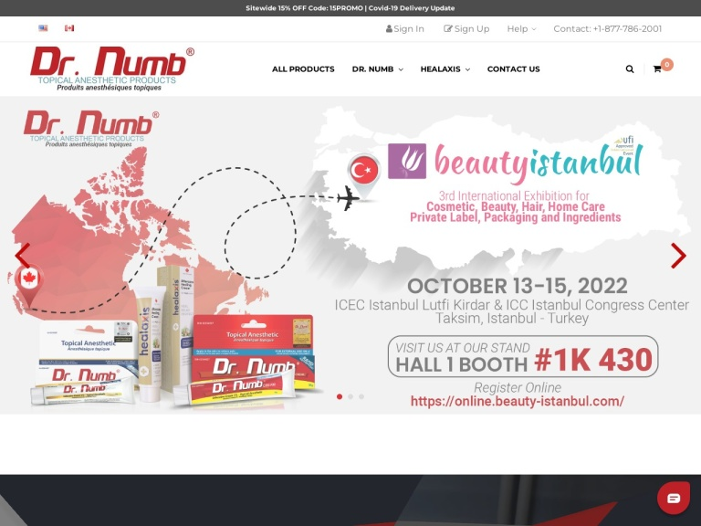 Dr. Numb screenshot