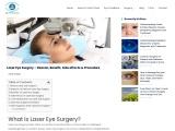 Laser Eye Surgery – Reason, Benefit, Side effects & Procedure