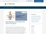 Knee Injections vs. Knee Replacement: What Are My Options   Dr Chirag Patel