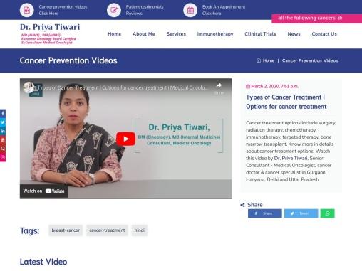 Best Cancer Treatment Centre in Delhi