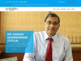 Top Gastroenterologist In Indore – Dr. Sanjay Maheshwari