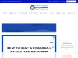 How to Pass a Fingernail Drug Testing?