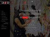 Fashion Business Management Courses