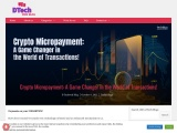 Crypto Micropayment: A Game Changer in the World of Transactions!