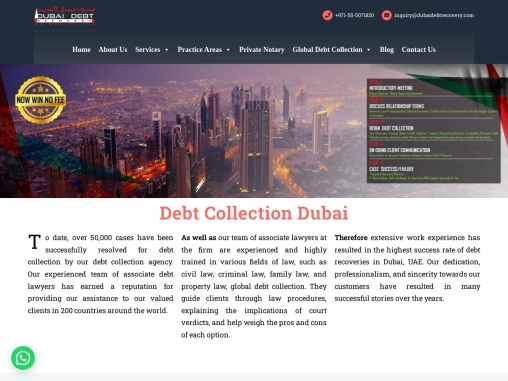 debt collection agency | debt collection uae