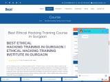 ethical hacking training institute in gurgaon