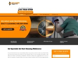 Air Duct Cleaning Melbourne Services