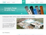 Best uPVC pipes manufacturers in india