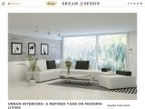 URBAN INTERIORS- A REFINED TAKE ON MODERN-LIVING