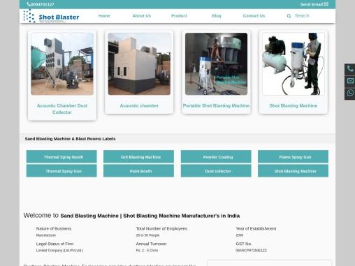 Dustless Blasting Machine for Sale   Sand Blasting Machine for Sale   Sand Blasting Equipment