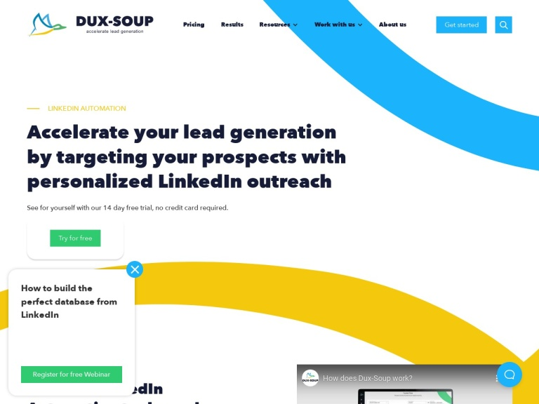 Dux Soup Coupons and Discounts March 2021 screenshot