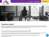 Coercive Control Behaviour Support