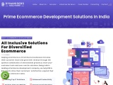 Ecommerce Website Services in Delhi